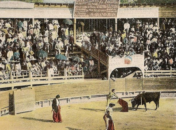Juarez bullfight. flickr.com user TexasR